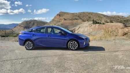 Toyota Prius 4g 2016 prueba 115