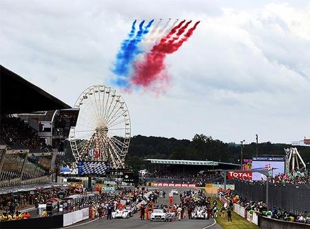 Las 24 horas de Le Mans de 2013 cambian de fecha