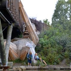 Foto 3 de 11 de la galería gigantes-madera-copenhague en Diario del Viajero