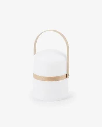 Lámpara de mesa con batería