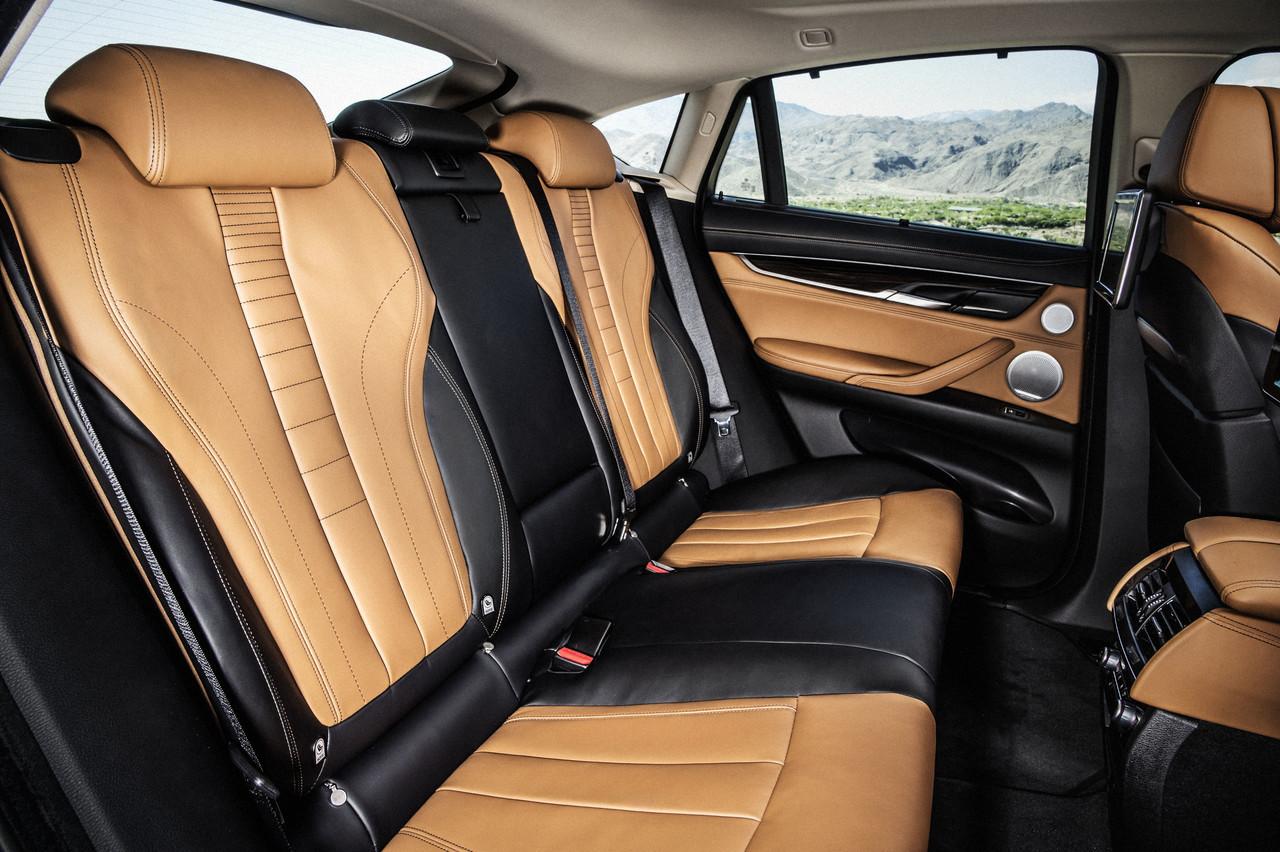 Foto de BMW X6 2014 (45/96)