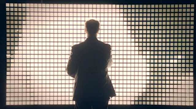 Panel de iluminación OLED llamado LivingShapes Interactive Wall