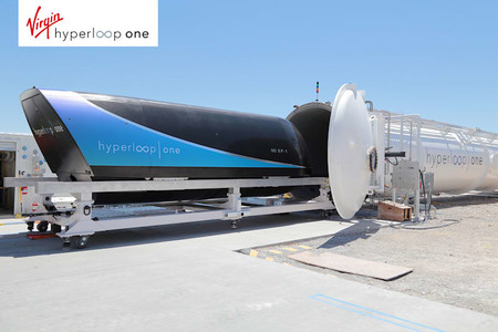 Vaina Hyperloop One