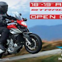 Más planes para el fin de semana: Stradale Open Days los días 18 y 19 de abril