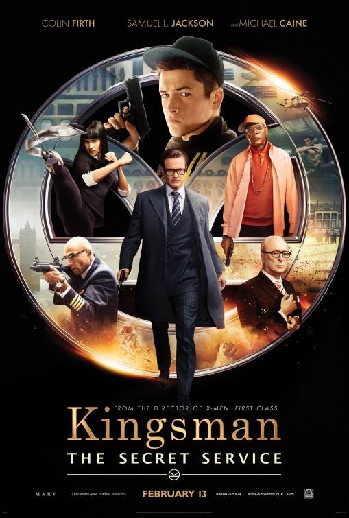 Foto de Carteles de 'Kingsman: Servicio Secreto' (7/9)