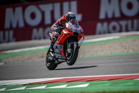 Andrea Dovizioso Gp Holanda Motogp 2018