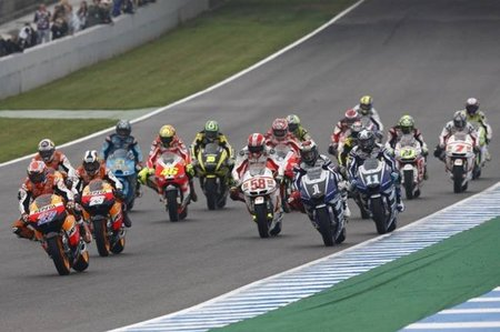 MotoGP Francia 2011: Se abre la veda con Nico Terol, Casey Stoner y Stefan Bradl como los más rápidos