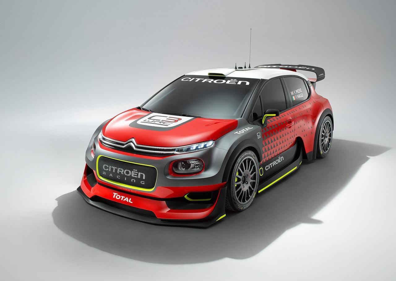 Foto de Citroën C3 WRC Concept 2016 (1/19)
