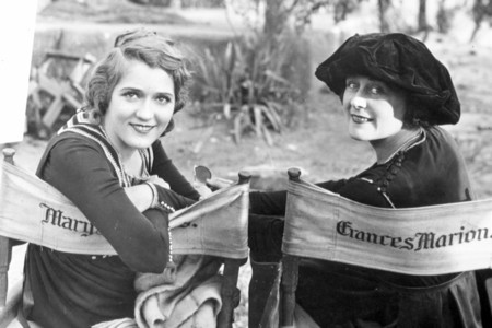 Mary Pickford Y Frances Marion