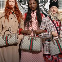 Los bolsos más atrevidos que querrás llevar esta temporada los firma Gucci