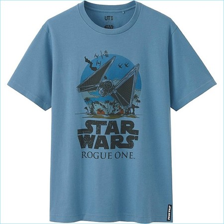 Uniqlo Star Wars Rogue One T Shirt