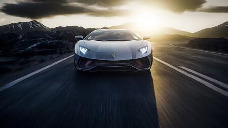 Lamborghini Aventador LP780-4 Ultimae 2