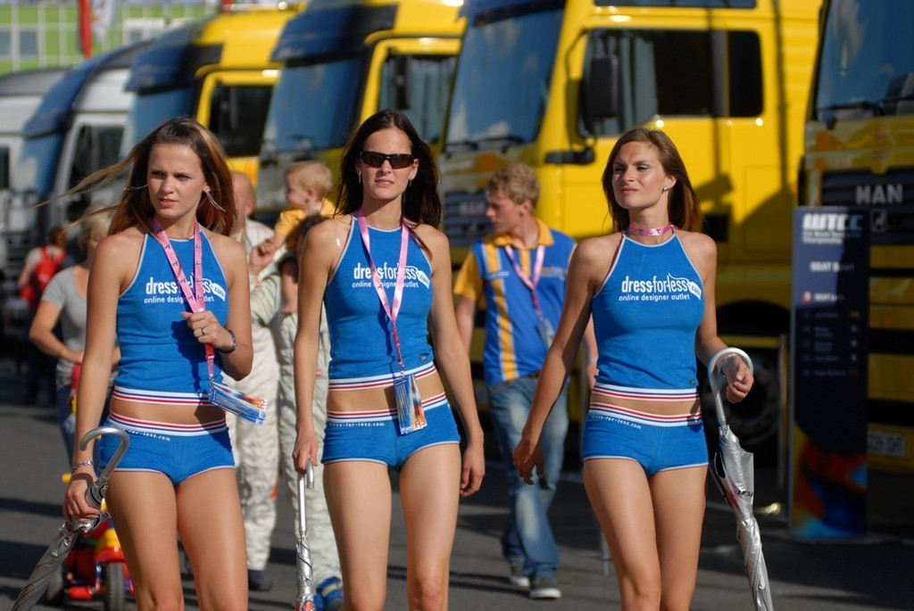 Foto de FIA WTCC - Brno 2007 (8/14)
