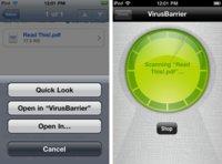 VirusBarrier, aplicación para prevenir malware en iOS