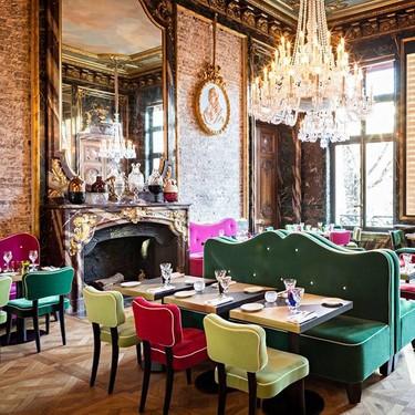 Baccarat Cristal Room. Lujo y sofisticación en París