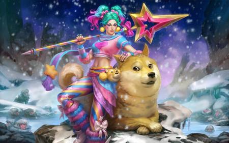 El nuevo skin de Smite sobre el meme de Doge es lo más loco que vas a ver en mucho tiempo