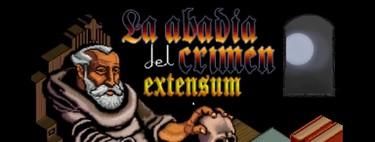 """El """"veneno"""" del conocimiento: un relato de quienes dedicaron parte de su vida a rehacer 'La Abadía del Crimen'"""