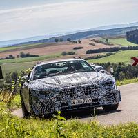 Un nuevo Mercedes-Benz SL más deportivo está en camino, y esta vez usará el chasis y motor de los AMG GT