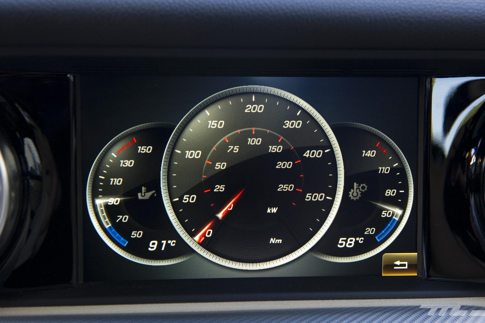 Foto de Mercedes-AMG SLC 43, prueba (27/33)