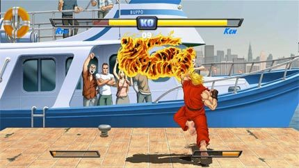 Super Street Fighter II HD Remix - 02