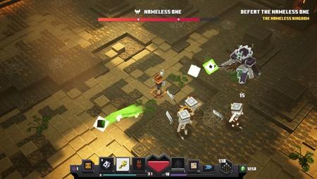 Minecraft: Dungeons: cómo derrotar al Sin Nombre