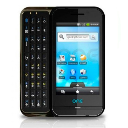 2d341c54e6b Siete smartphones emblemáticos con teclado completo QWERTY