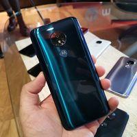 Moto G7 Plus y Moto G7 Power, precios y planes con Telcel
