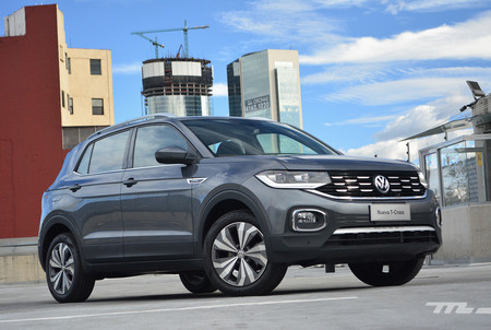 Volkswagen T Cross Mexico 4