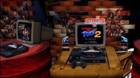 Xbox Live Arcade se vuelve más retro con las 'SEGA Vintage Collection' de 'Golden Axe' y 'Streets of Rage'. Ya a la venta