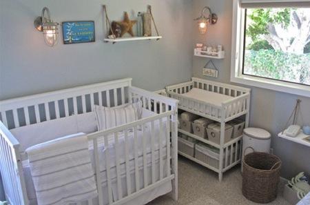 Decorando la habitación del bebé en tiempos de crisis