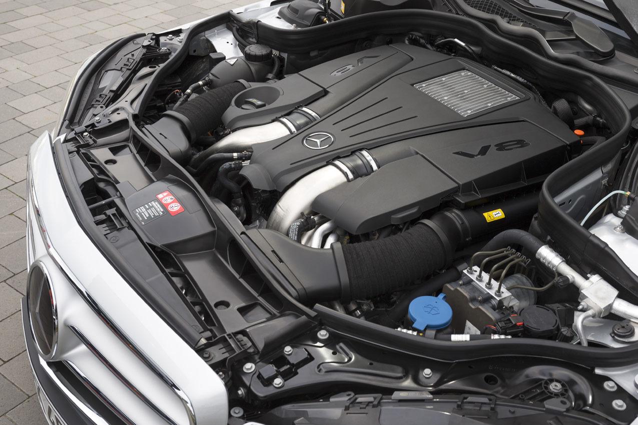 Foto de Mercedes-Benz Clase E 2013 (presentación) (13/48)