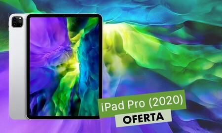 Amazon tiene rebajado el iPad Pro 2020 de 1 TB en casi 200 euros