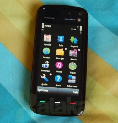 Nokia 5800 XpressMusic: lo probamos