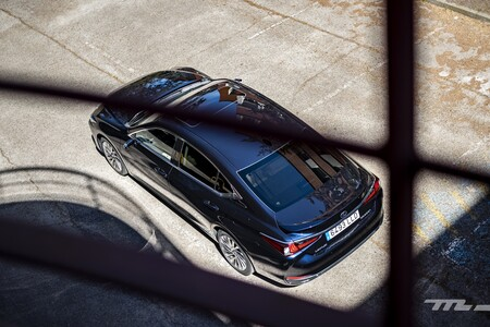 Lexus Es 300h 2021 Prueba 014