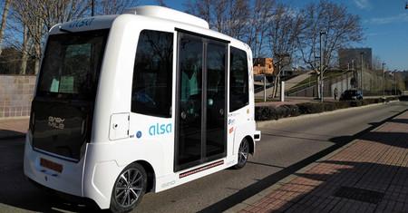 Madrid será la primera ciudad española en llevar a sus universitarios en un autobús autónomo y eléctrico