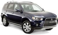Cambios para el Mitsubishi Outlander