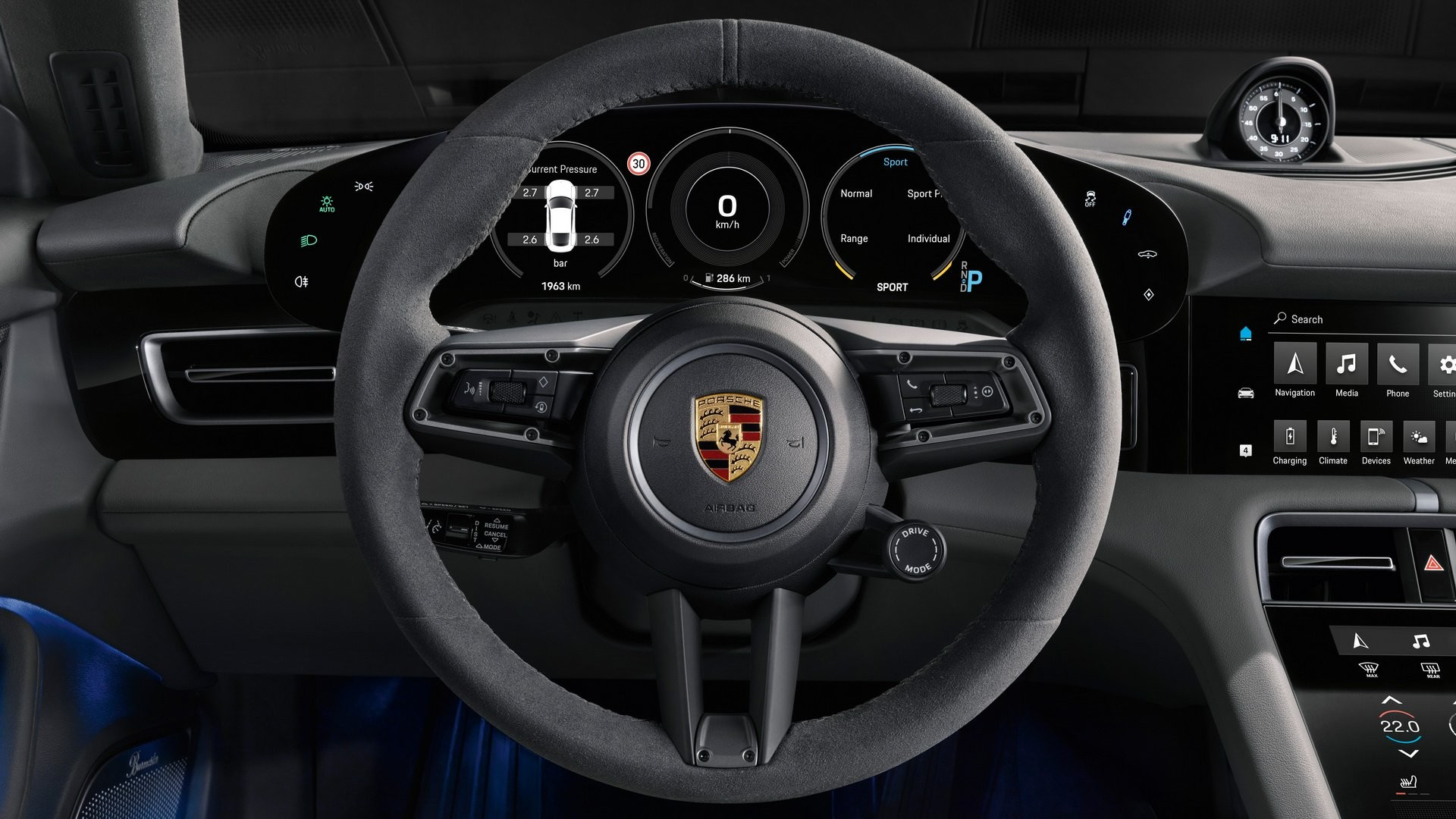 Foto de Porsche Taycan (28/29)