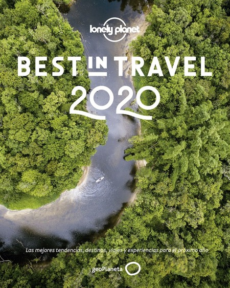 Libro Best in travel 2020 Lonely Planet