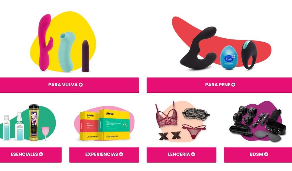 Roban los datos de un conocida tienda española de juguetes sexuales: nombres, correos, direcciones y productos comprados por cada cliente
