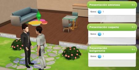 Los Sims Ios Logros