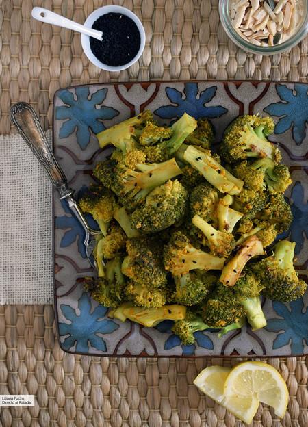 Brócoli con Yogur