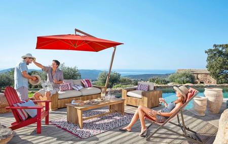 Nueve hamacas y tumbonas para terraza o jardín  por menos de 100 euros perfectas para tus sesiones de sol este verano 2019