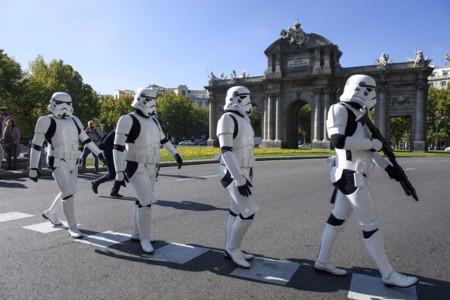 La exposición Face the Force llega a Madrid, ¡qué la fuerza os acompañe!