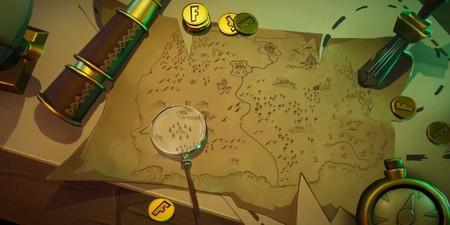Desafío Fortnite: busca donde marca el cuchillo en el mapa del tesoro de la semana 6. Solución
