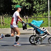 Qué carrito de bebé para runners comprar: consejos y modelos  para correr con tu hijo
