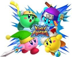 Kirby Triple Deluxe (Combates Kirby)