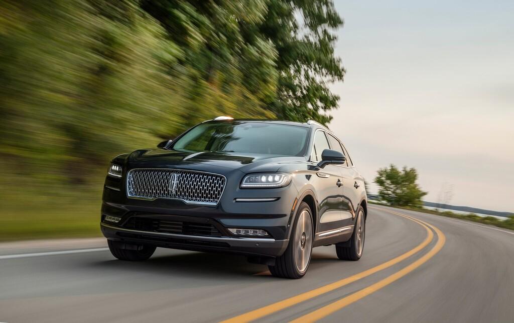 El Lincoln Nautilus 2021 ya está en México: interior de alta gama para un SUV de lujo