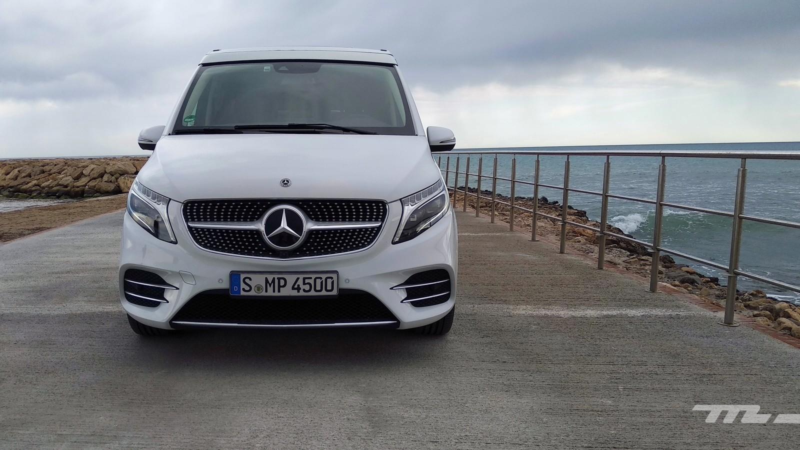 Foto de Mercedes-Benz Clase V (presentación) (3/17)