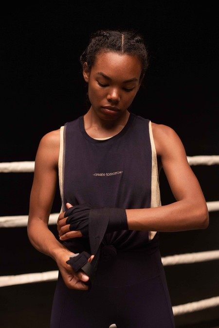 Oysho Gym Boxing Fw18 9