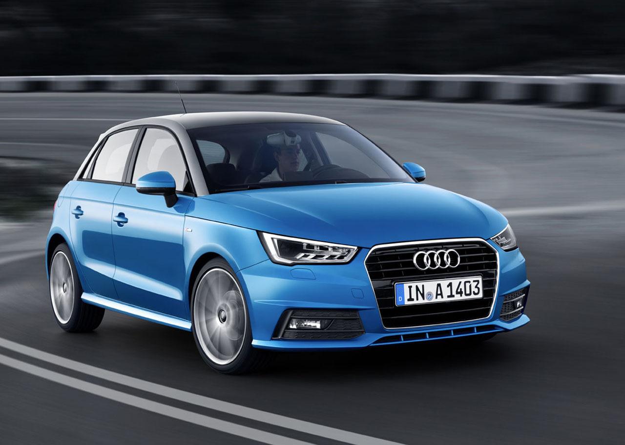 Foto de Audi A1 2015 (55/59)